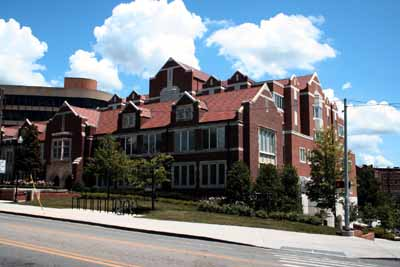 Glocker Hall, Univeristy of Tennessee